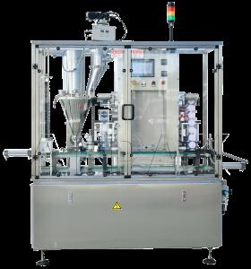 Dolce Gusto filling sealing machine