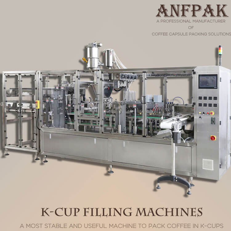 k cup packaging machine