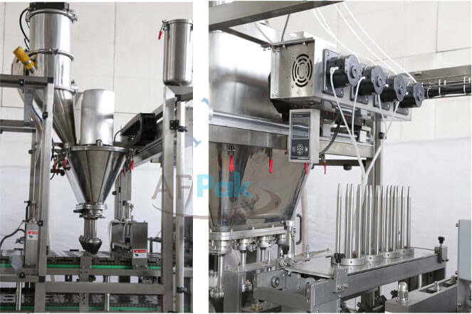 filler of K cup filling equipment