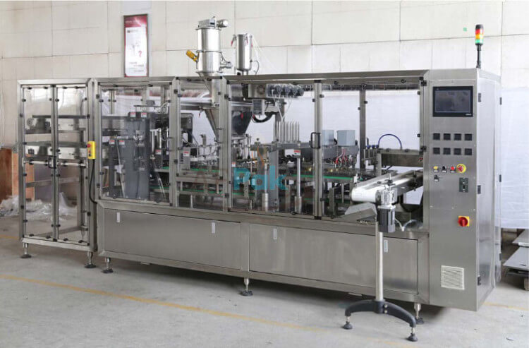 K cup filling equipment