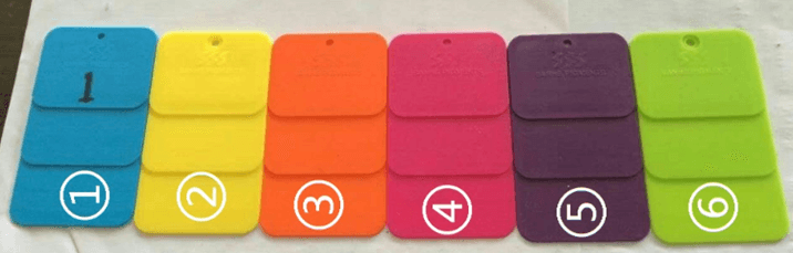 nespresso capsules color