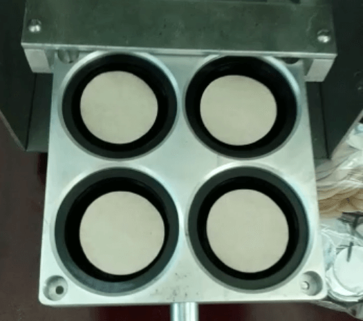 AFPAK dolce gusto selaing machine molds