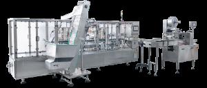 lavazza Point filling sealing machine