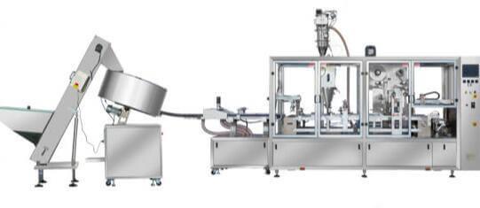 Nespresso Capsule Filling Machines