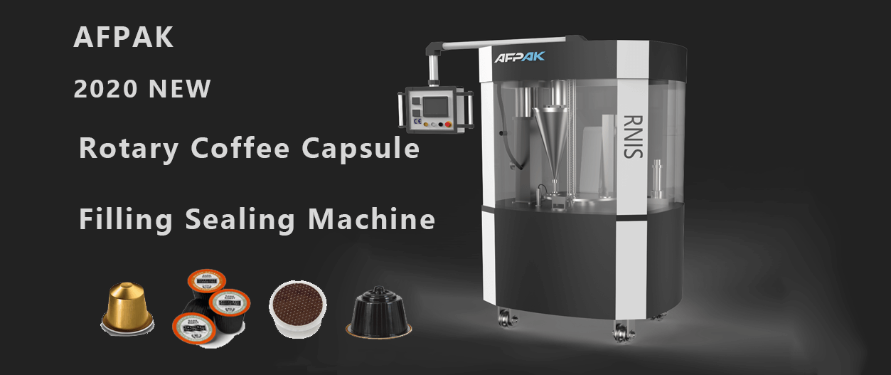 2020-New-rotary-coffee-capsule-filling-sealing-machine