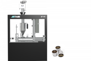 H1 K cup filling machine