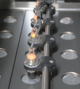 lids-sensor of coffee pods manufacturing machine